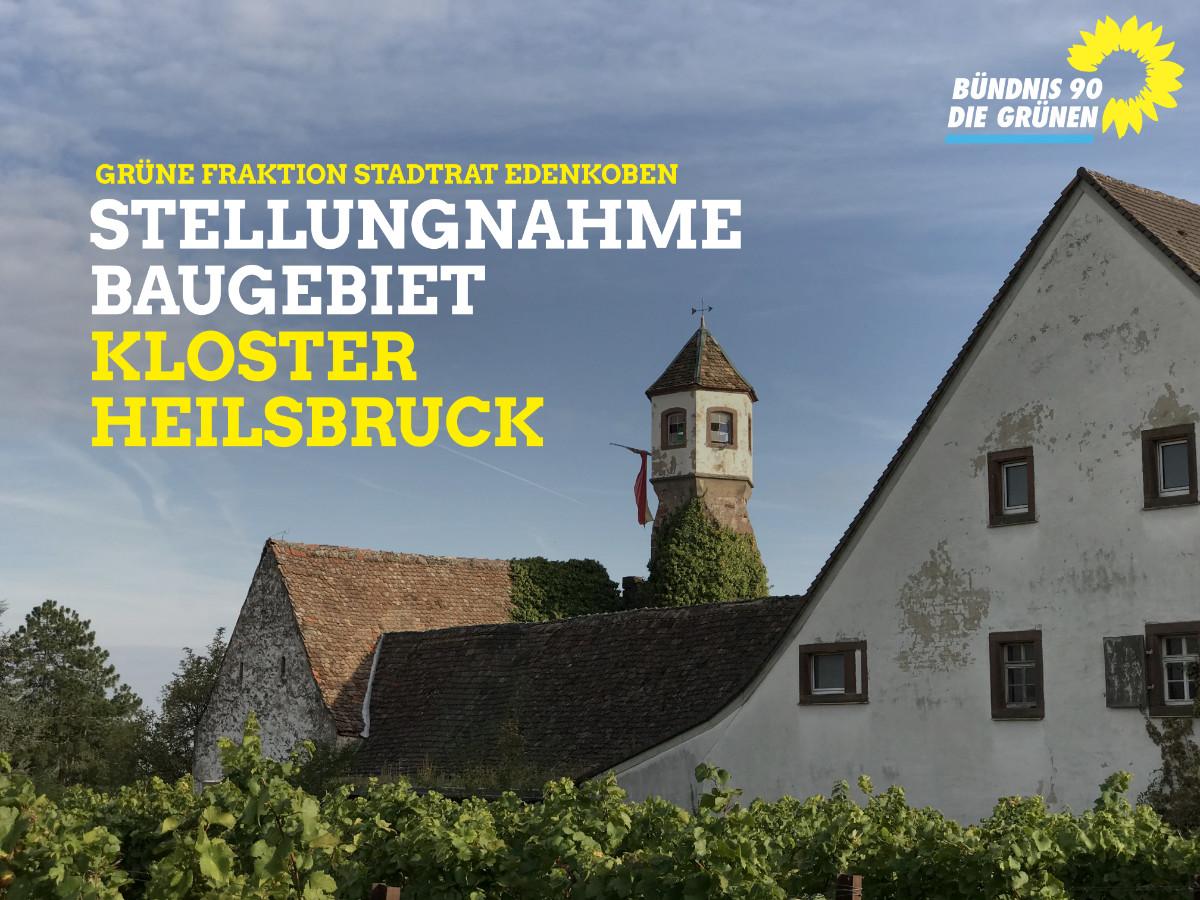 Baugebiet Kloster Heilsbruck Edenkoben